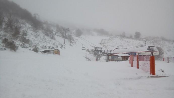 La Estación Invernal Fuentes de Invierno abrirá mañana lunes