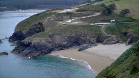 Nuevos equipos en las playas del occidente de Asturias