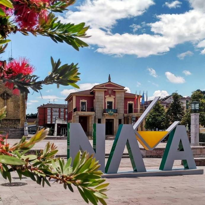 Acuerdo para la instalación de una nueva cam HD desde el Ayto de Nava - Asturias