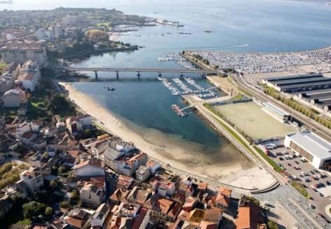Nuevas webcams en Galicia: Bouzas, Ares y Barraña