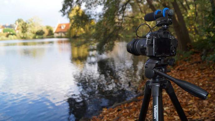¿Cómo expresar tranquilidad y sosiego al transmitir videos de paisajes?
