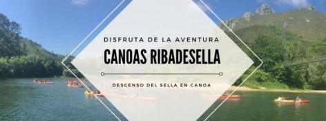Disfruta del Descenso del Sella con Canoas Ribadesella
