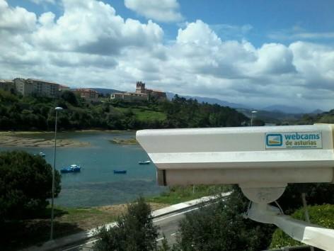 Instalación de webcams en Cantabria