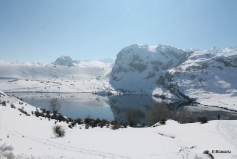 Nueva webcam en Los Lagos de Covadonga