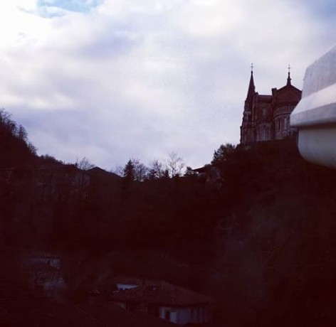 Mejorada la cam de Covadonga - Cangas de Onís