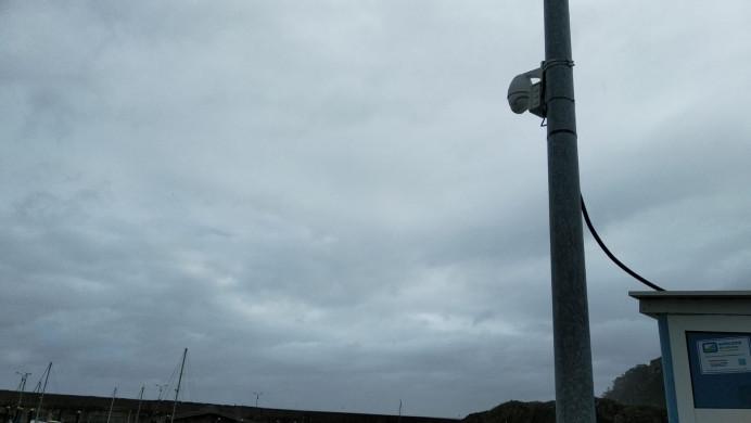 Nueva cámara HD desde el Puerto de Cudillero