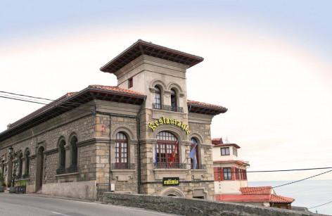 En instalación la nueva cam HD desde el Restaurante Casa Eutimio de Lastres