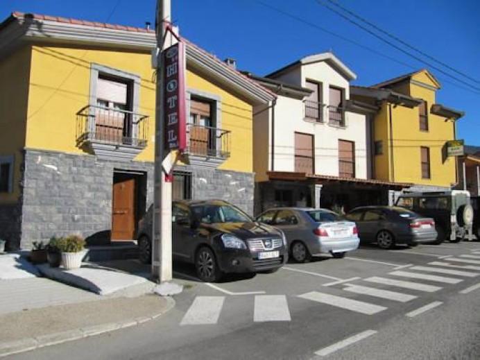 La cam de Felechosa - San Isidro de nuevo operativa
