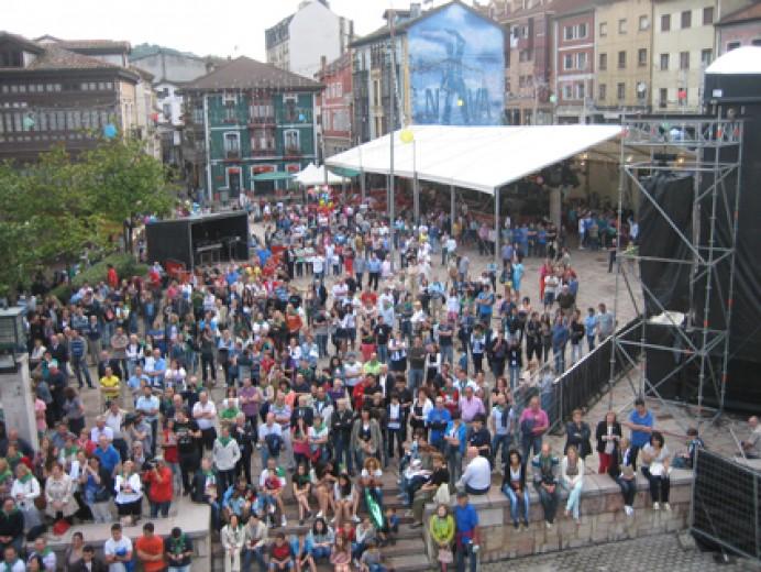 El Festival de la Sidra de Nava en Asturias en directo desde Hispacams