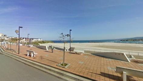 Nueva cámara HD desde Foz con vistas a la Playa de la Rapadoira