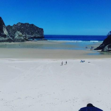 La Playa de La Franca de nuevo online