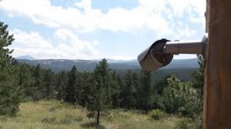 Red de webcams de la Sierra de Guadarrama