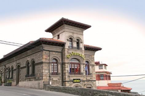 Hotel Restaurante Casa Eutimio en Lastres