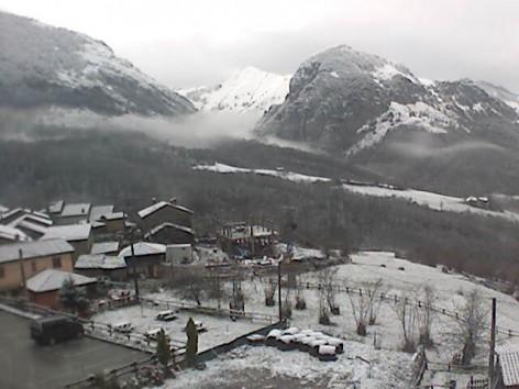 Llega el temporal de viento y nieve a la península