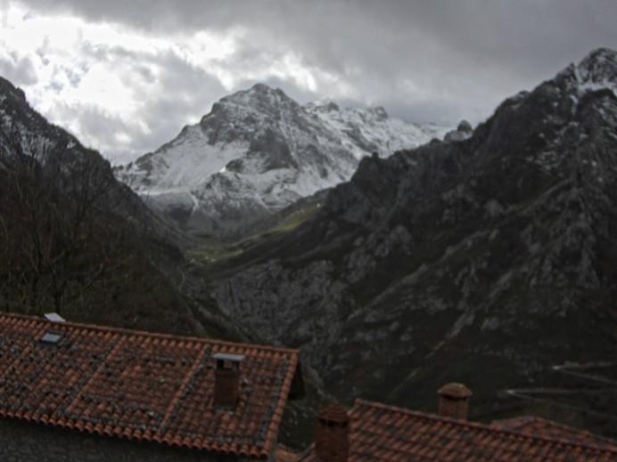 Estado de la red en Asturias tras el temporal de estos días