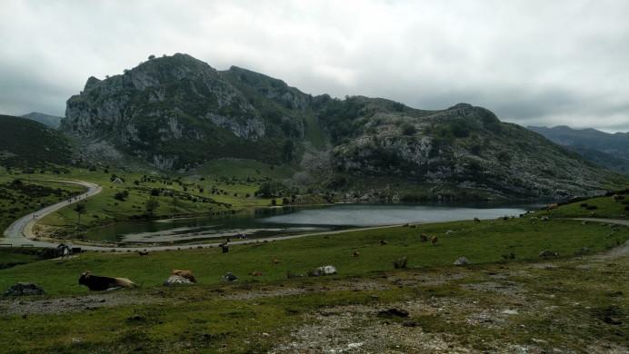 Mejorada la conectividad en Los Lagos de Covadonga