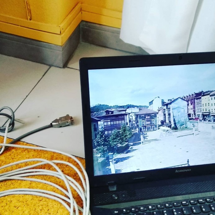 Instalada una nueva cam HD desde Nava