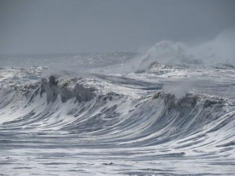 Justine llega al Principado: aviso rojo para Asturias por fenómenos meteorológicos adversos