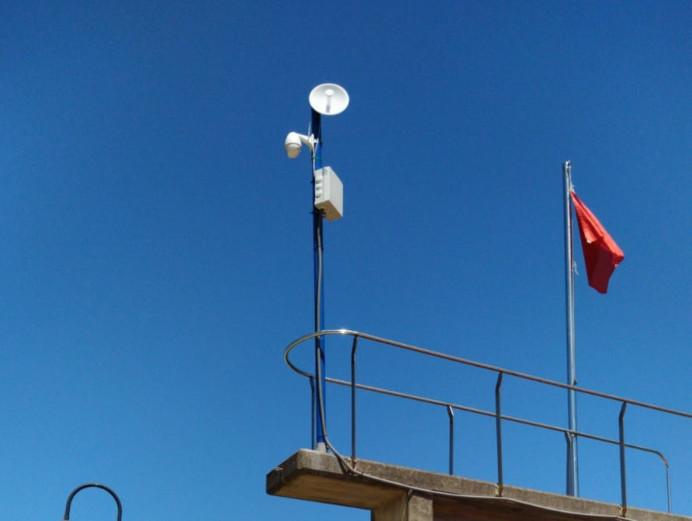 Instalada una nueva cam HD desde la Playa de Vega en Ribadesella - Asturias