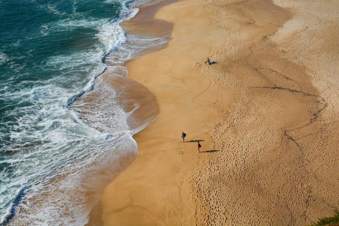 17 playas de Sanxenxo contaron con drones de vigilancia que incluyen cámaras térmicas