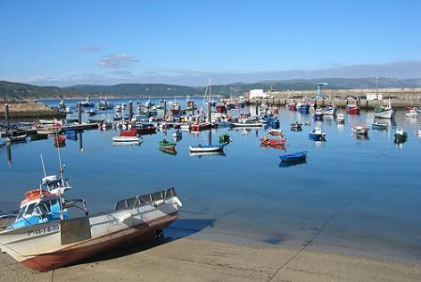 Mejoras en la cam del puerto de Finisterre