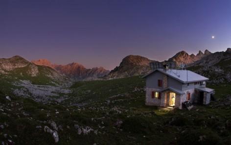 ¿Conoces nuestras cams instaladas en refugios de montaña?