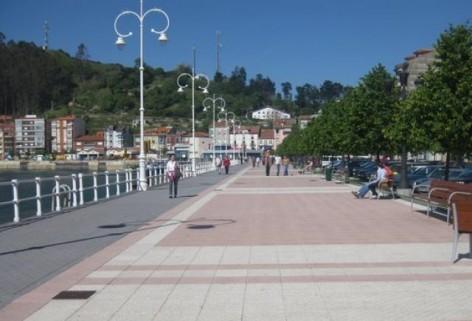 Acuerdo para la instalación de una cam HD desde el Paseo Princesa Leticia en Ribadesella