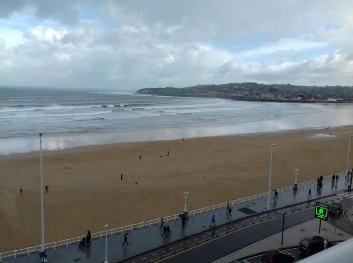 Mantenimiento de la cam HD de Gijón