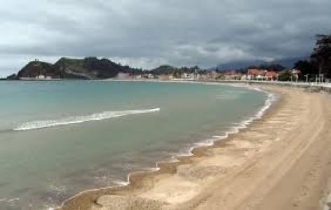 Operativa la cam desde la Playa de Santa Marina en Ribadesella