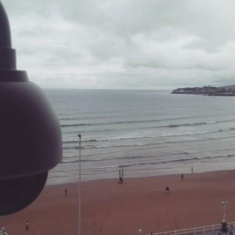 Reparada la cam HD de Gijón