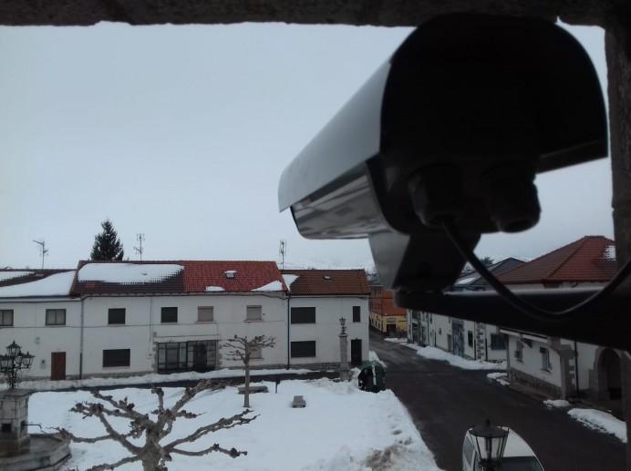 Nueva cámara desde Villamanín en León
