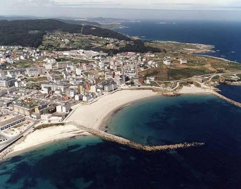 Instalada una nueva webcam en Burela