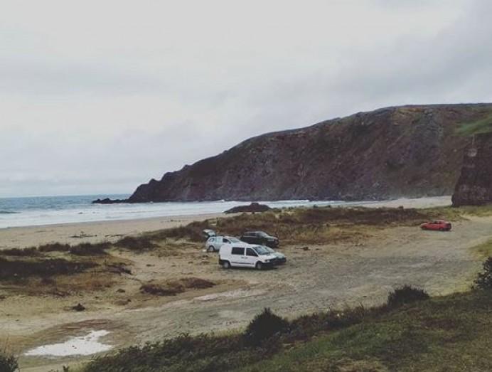 Mejoras y mantenimientos en la costa centro de Asturias